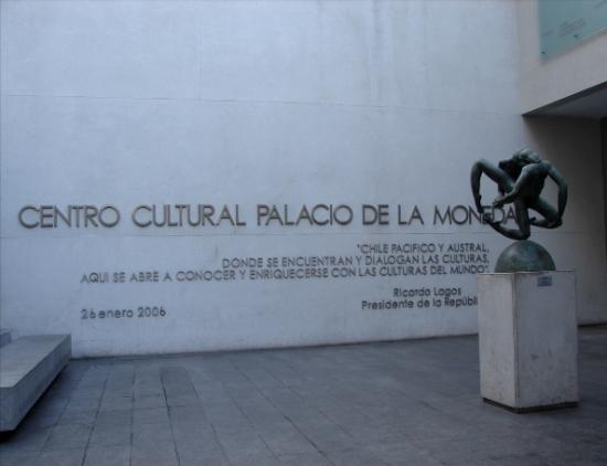 Centre culturel Palais La Moneda
